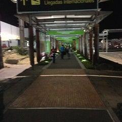 Photo taken at Aeropuerto Internacional Rafael Nuñez (CTG) by Catherine G. on 1/21/2013