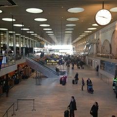 Photo taken at Københavns Lufthavn (CPH) by Cristiano C. on 3/17/2013
