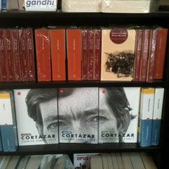Photo taken at Libreria Gandhi by Lid S. on 5/12/2013