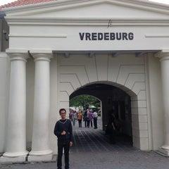 Photo taken at Museum Benteng Vredeburg by Agum M. on 1/16/2013