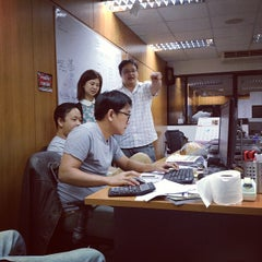Photo taken at Me-D 4 Production Co., Ltd by Mark P. on 6/4/2013