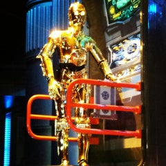 Photo taken at Star Tours - The Adventures Continue by Steve Austin P. on 8/23/2013