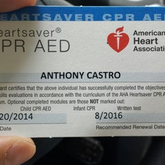 Photo taken at CPR Associates, Inc. by Anthony C. on 8/20/2014