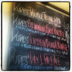 Photo taken at The Library Alehouse by The Dudes' Brewing Co. on 5/2/2013