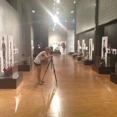 Photo taken at Museo del Traje by Lolita M. on 6/26/2013