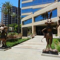 Photo taken at Warner Bros. Studios by LA Weekly on 10/14/2012