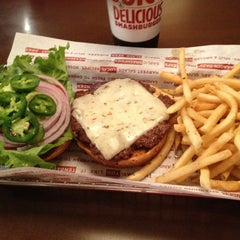 Photo taken at Smashburger by Matt M. on 3/15/2013