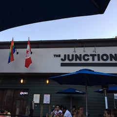 Photo taken at Junction Public House by Michael B. on 7/2/2015