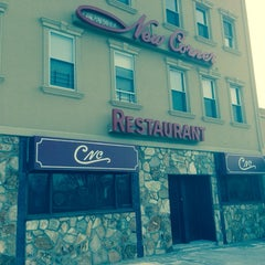 Photo taken at Colandrea New Corner Restaurant by Joe S. on 2/1/2014