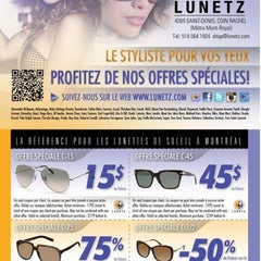 Photo taken at Optique Town by LUNETZ M. on 12/18/2012
