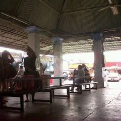 Photo taken at Terminal Bas Bentayan Muar by Amira H. on 1/26/2013