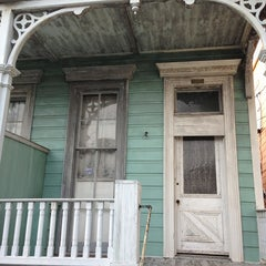 Photo taken at Lower Garden District by Christine F. on 1/21/2013