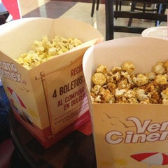 Photo taken at Cinemex by Aida D. on 8/25/2013