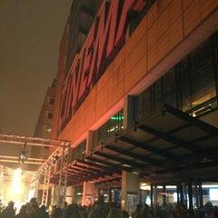 Photo taken at CinemaxX Potsdamer Platz by Naki B. on 2/24/2013