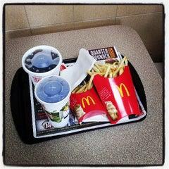 Photo taken at McDonald's Express by Elya C. on 5/23/2013