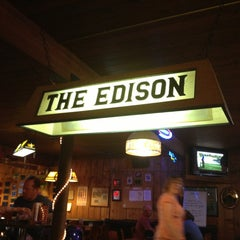 Photo taken at Old Edison Inn by Chad M. on 6/23/2013