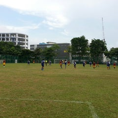 Photo taken at Bukit View Secondary School by Roy on 3/28/2015