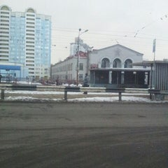 Photo taken at ДК Днепр by Ховпун А. on 2/18/2013