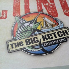 Photo taken at The Big Ketch Saltwater Grill - Buckhead by Hayden R. on 3/16/2013