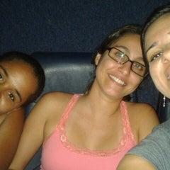Photo taken at Cinemas Costa Dourada by Paula C. on 6/5/2014