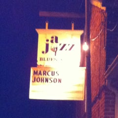 Photo taken at Blues Alley by Cheryl G. on 7/15/2013