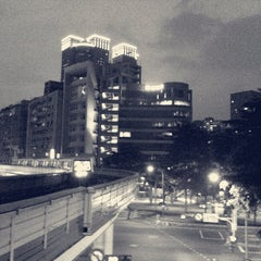 Photo taken at 捷運六張犁站 MRT Liuzhangli Station by Jack L. on 7/9/2014