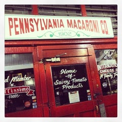 Photo taken at Pennsylvania Macaroni Company by @The Food Tasters on 4/17/2013