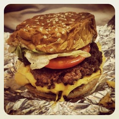Photo taken at Five Guys by @The Food Tasters on 5/28/2013
