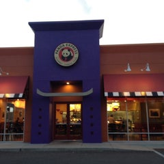 Photo taken at Panda Express by Rich L. on 4/3/2014