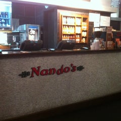 Photo taken at Nando's by Fizan A. on 5/2/2014