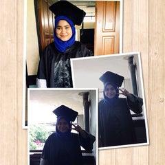 Photo taken at Fakultas Ekonomi by Purnama Sari S. on 5/28/2014