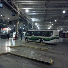 Photo taken at Terminal de Buses San Borja by Alejandra V. on 1/19/2012