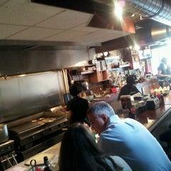 Photo taken at Wingharts Burger And Whiskey Bar by Sarah B. on 4/18/2012