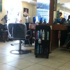 Photo taken at Gigi's Salon by Aleck on 8/13/2011