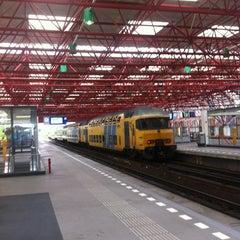 Photo taken at Station Almere Centrum by Jeroen R. on 5/9/2012