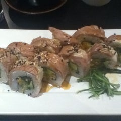 Photo taken at Sushi Roll by German A. on 5/24/2012