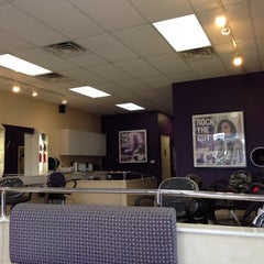 Photo taken at SUPERCUTS by Terry G. on 1/31/2014
