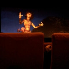 Photo taken at Forum Cinemas Akropolis by Kristina P. on 3/18/2013