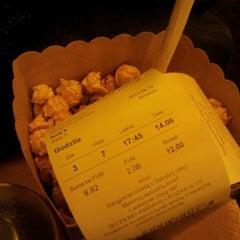Photo taken at Forum Cinemas Akropolis by Kristina P. on 6/14/2014