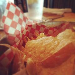 Photo taken at Twisted Taco by Jennifer on 10/27/2012