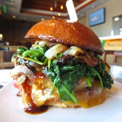 Photo taken at Crow Burger Kitchen by Crow Burger Kitchen on 10/7/2014