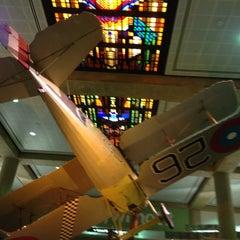 Photo taken at Terminal 3 by Nenad M. on 4/19/2013