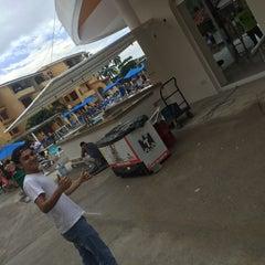 Photo taken at Costa Club Punta Arena Hotel by Luigi V. on 11/28/2015