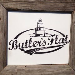 Photo taken at Butler's Flat Clam Shack by David S. on 6/22/2014