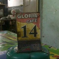 Photo taken at Gloria cafe by windi s. on 2/15/2013