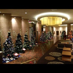 Photo taken at Four Seasons Hotel Vancouver by Michael C. on 11/27/2012