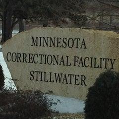 Photo taken at Minnesota Correctional Facility - Stillwater by Nikki W. on 1/26/2013