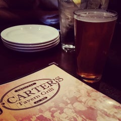 Photo taken at J. Carter's Tavern Grill by Mark K. on 8/7/2014