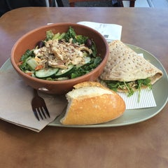 Photo taken at Panera Bread by Eloy G. on 9/28/2015