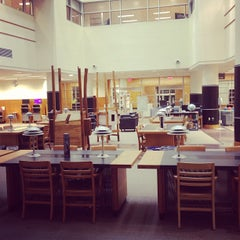 Photo taken at Albert R. Mann Library by David F. on 2/27/2013